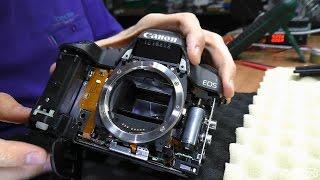 Выпадает в ошибку 20 / Err 20. Зеркальная фотокамера Canon 5D Mark II. РЕМОНТ(Инструмент при разборке: - пинцет: https://goo.gl/2klbjJ - отвёртка: https://goo.gl/Yn5d65 Наши группы Вконтакте: https://vk.com/remonter_org..., 2016-04-09T09:00:00.000Z)