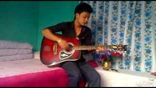 Timro mayama(korera prem patra) cover song by Vivek Shakya,Dharan