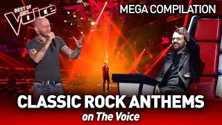 Classic Rock Anthems On The Voice Mega Compilation MP3