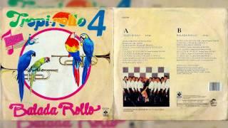 Tropi Rollo 4 - (Side A & B) 1991   Cumbia Music Mix #4 HD