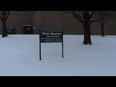 22nd January 2014 - Sloan Museum