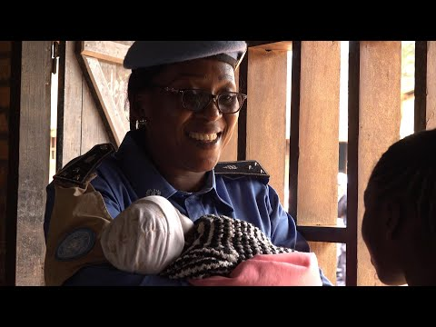 Helping vulnerable women in Central African Republic