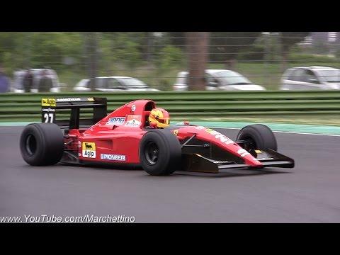 The Best Sounding Formula 1 EVER?! Ferrari 643 F1 Extreme V12 Sound!
