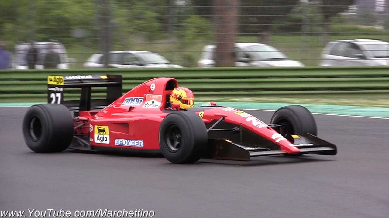 The Best Sounding Formula 1 Ever Ferrari 643 F1 Extreme V12 Sound
