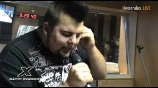 Download Polemic -- We No Speak Americano v Hemendex Live MP3 song and Music Video