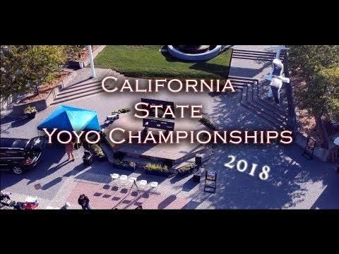 California State Yoyo Championships 2018
