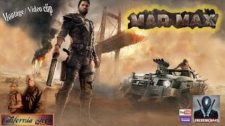 california love 2pac feat dr dre mad max video game fan made