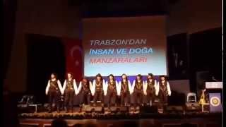 YTÜ Halk Oyunları Topluluğu  2. Karadeniz Gecesi Gösterisi 23.03.2015