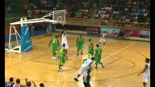 Rapaz 100 Juiz - Seleção Cabo Verde Afrobasket 2012