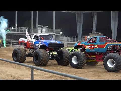 Texas Mechanical Mayhem Pasadena Saturday Night Full Show