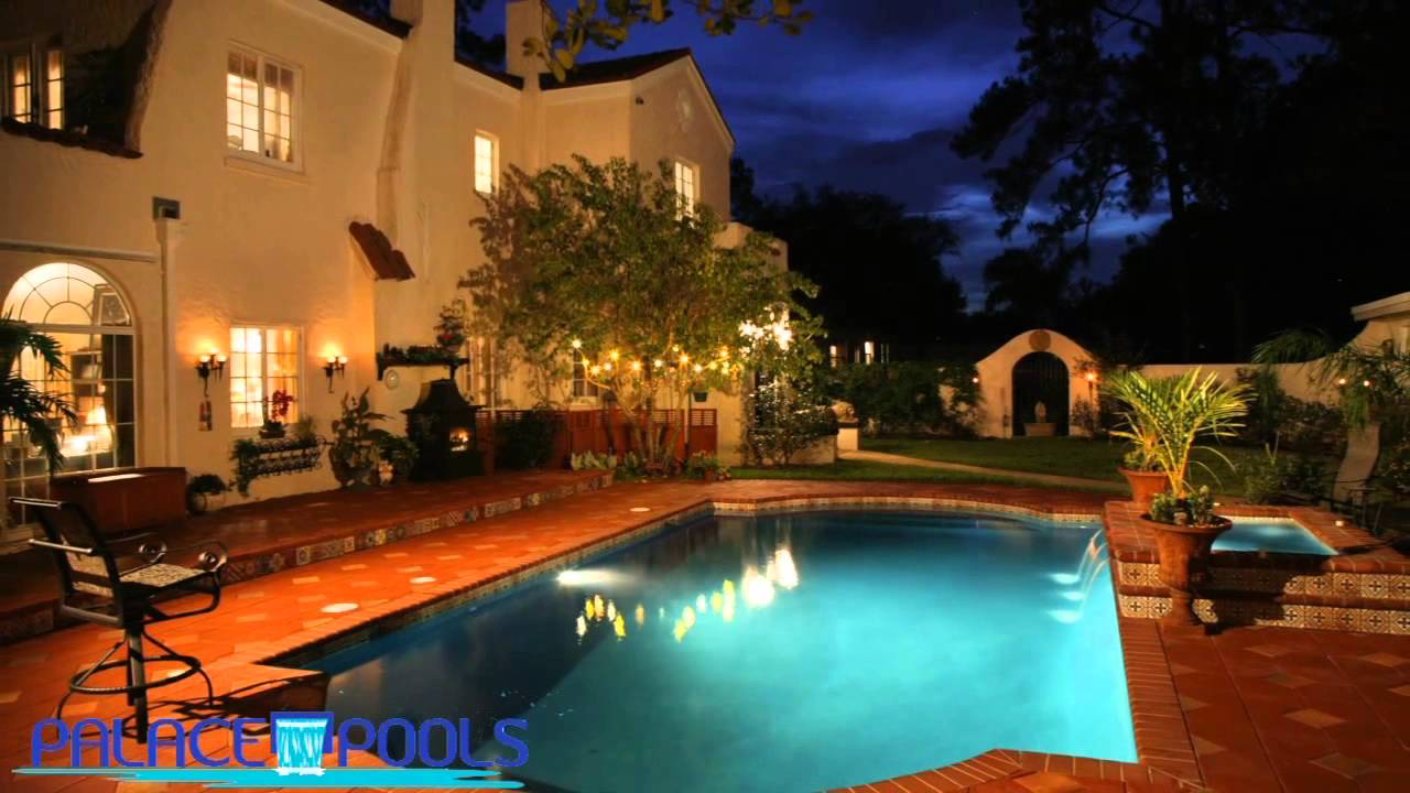 Jacksonville st augustine pool builder palace pools for Pool builders jacksonville