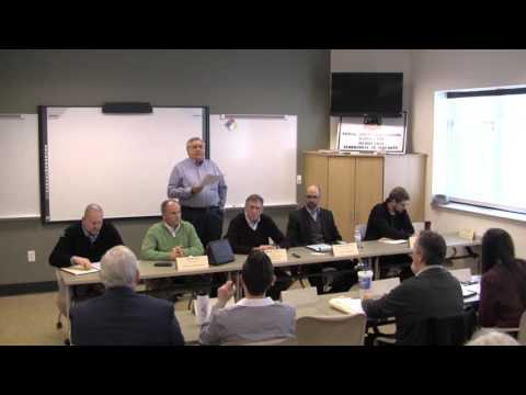 Clarksville Indiana Panel Discussion on Town Manager, Part 1