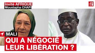 Otages au Mali : quel rôle pour Moustapha Chafi, ex-conseiller de Compaoré ? #InvitéAfrique