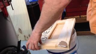 Netezza Box - Pallet Wood Recycle