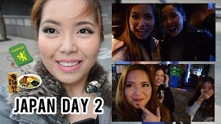JAPAN DAY 2 Nov. 7 Beauty Bound Asia AFTER PARTY + GETTING TIPSY! - saytiocoartillero