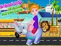 Fun Game For Children| School Island Trip| Kids Activity Game For Families