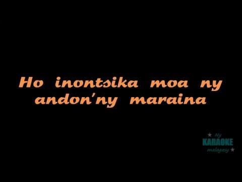 Lalie sy Nanie  - Feo roa karaoke