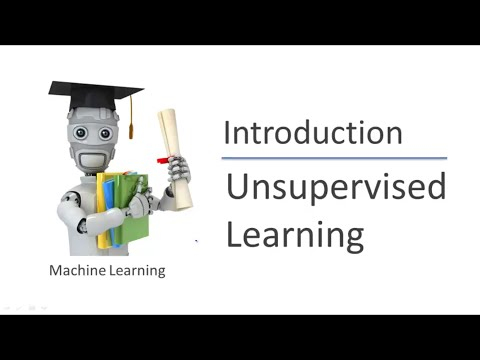 UnSupervised Learning by Andrew Ng