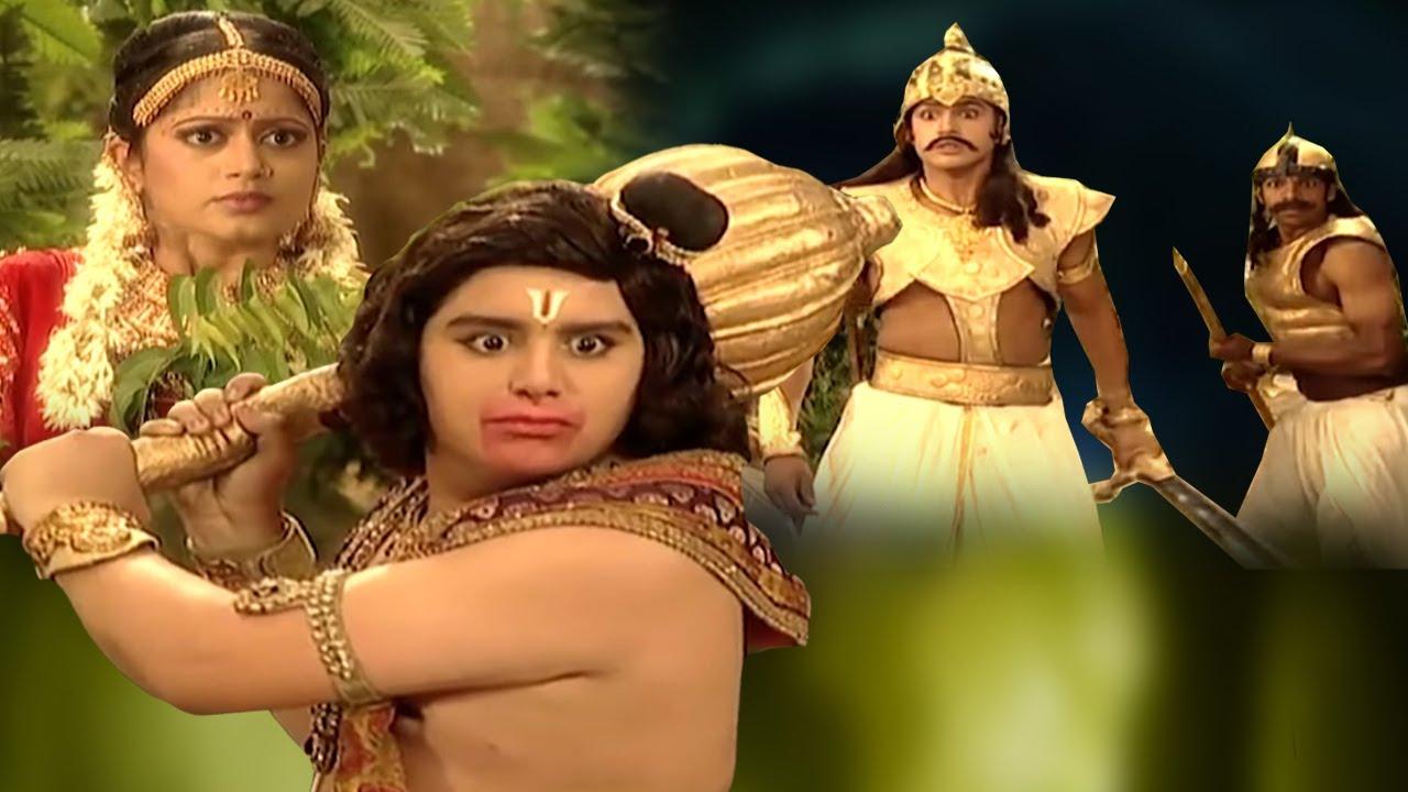 Download जय जय जय बजरंगबली   Episode-498   राम भक्त हनुमान कथा   @Bhakti Sagar AR Entertainments
