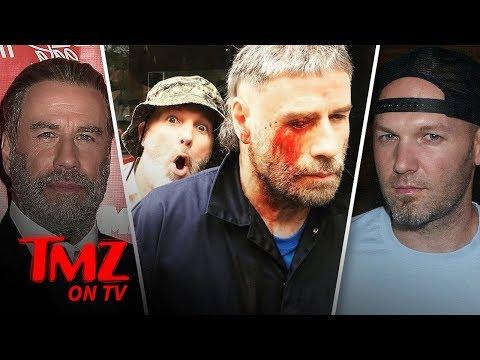 Travolta Names His Favorite Director!   TMZ TV