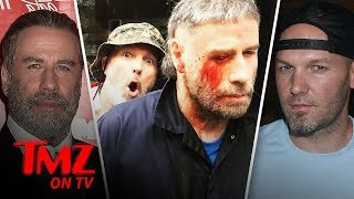 Travolta Names His Favorite Director! | TMZ TV