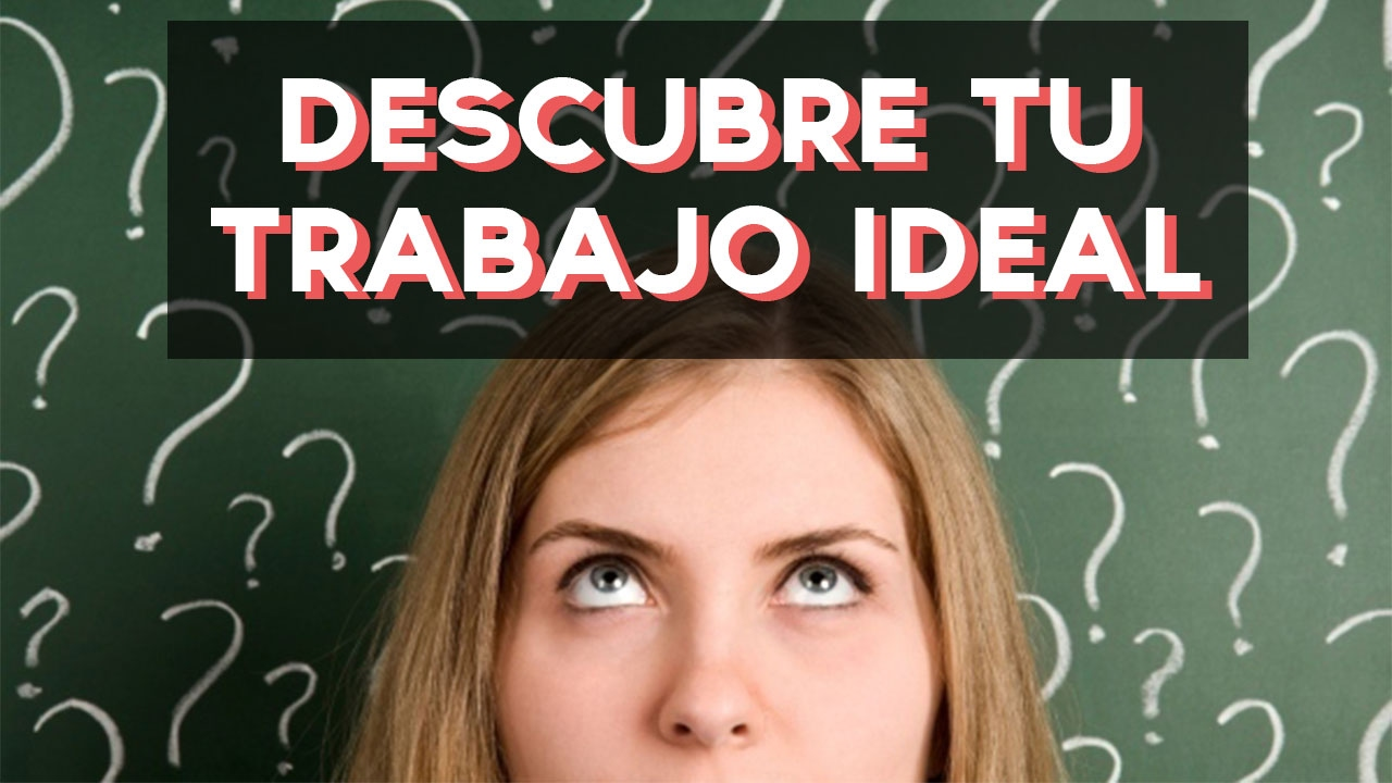 Cu l es tu trabajo ideal test divertidos youtube for Test trabajo ideal