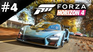 Forza Horizon 4 PL #4  2017 NISSAN GT-R ! _ Gameplay PL / XBOX ONE X