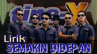 Tipe-X - Semakin Didepan (Ost Jingle YAMAHA) (vidio lirik)