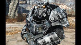 Fallout 76 - Prototype X-01 Enclave Power Armor Blueprints Walkthrough