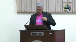 33ª Sessão Ordinária - Vereador Presidente Marcão Alves