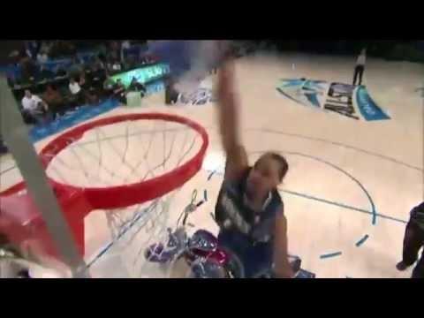 Derrick Williams - 2012 NBA Slam Dunk Contest