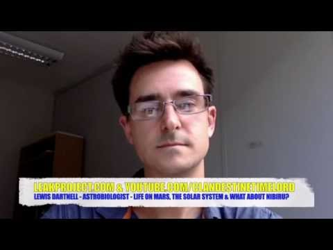 Astrobiology Insider - Lewis Dartnell Talks Nibiru, Life on Mars & Solar System