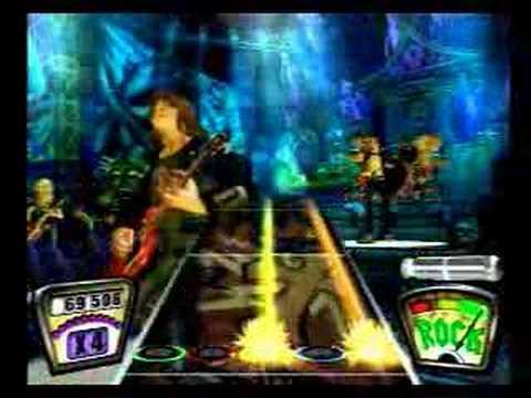 Guitar Hero I - Iron Man on Expert