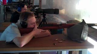 Range report with the SVT40