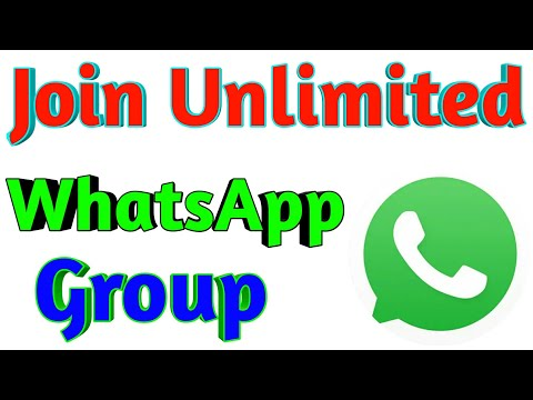 How to join whatsapp group? // how to find whatsapp group link