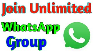 How to find whatsapp group link videos / InfiniTube