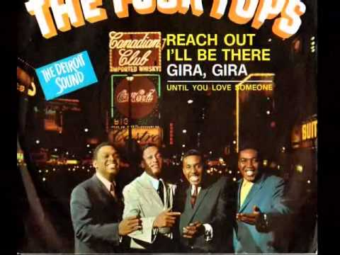 """Four Tops """"Reach Out I'll Be There""""  My Extended Version!"""