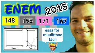 QUESTÃO 148 - ENEM 2015 PROVA AMARELA