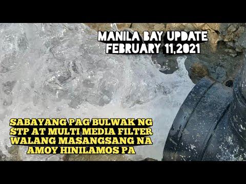 Download MANILA BAY SABAYANG BULWAK NG STP AT MULTI MEDIA FILTER! WALANG MASANGSANG NA AMOY!HINILAMOS PA!Miz