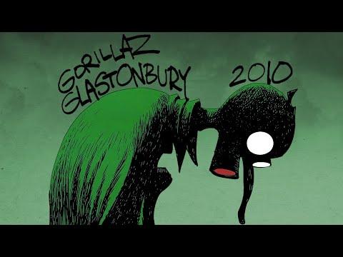 Gorillaz - Glastonbury 2010, UK (Full Show)