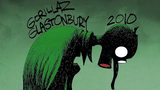 Gorillaz - Glastonbury 2010, UK (Full Show)