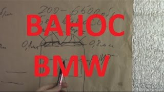 Ванос БМВ. Принцип работы ваноса