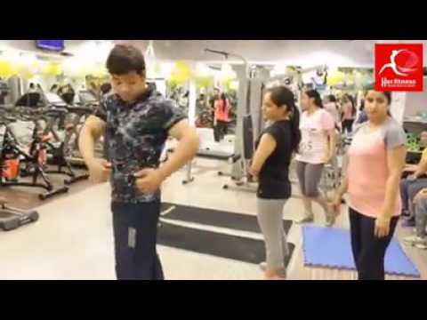 Weight loss training center in Delhi – Her Fitness – 9990002564