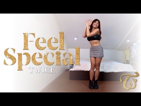 """TWICE """"Feel Special"""" Dance Cover By Gigi Esguerra (Philippines)"""