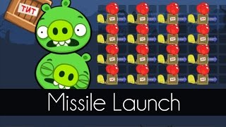 Bad Piggies - MISSILE LAUNCH (Field of Dreams) - Request