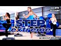 Step extreme nonstop hits for fitness & workout 140 bpm ...