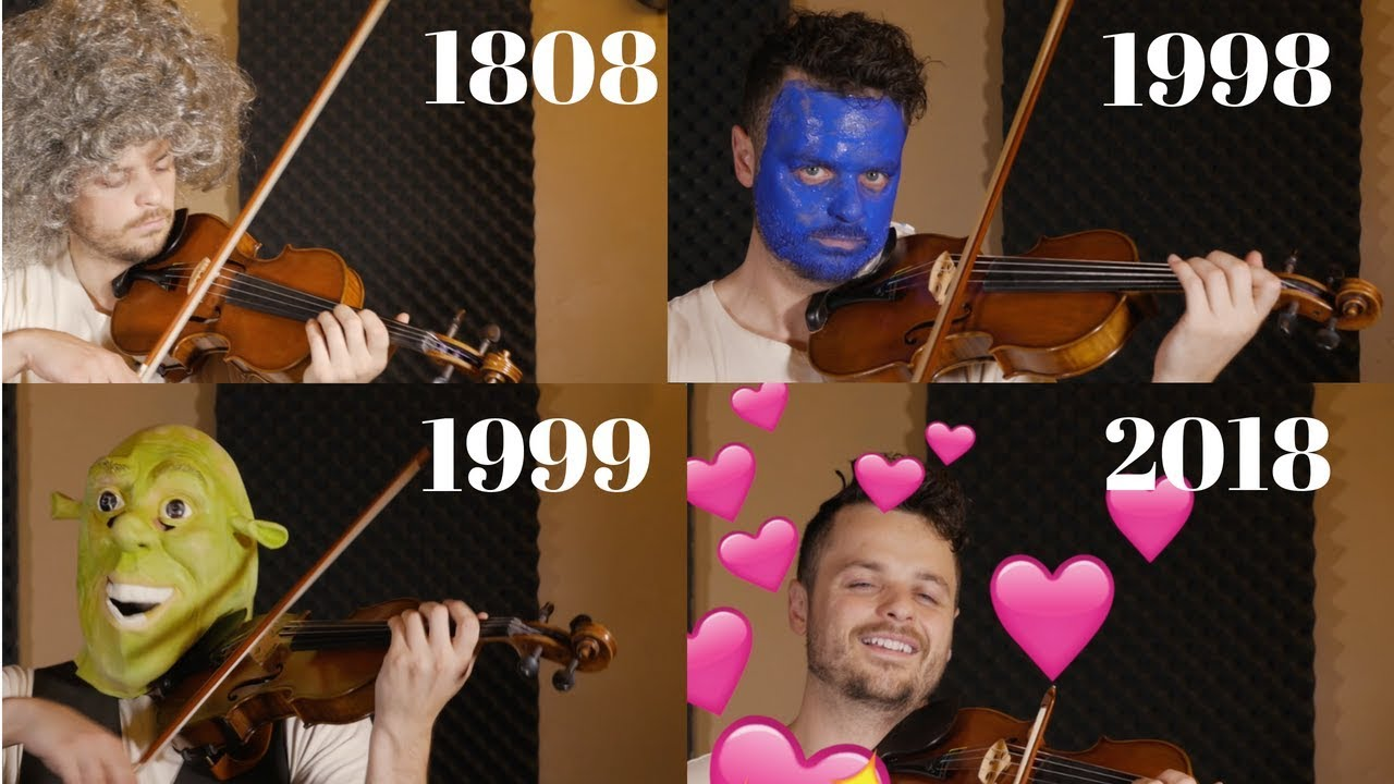 meme music evolution 1808