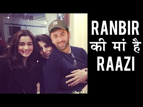 Neetu Kapoor COMMENTS On Alia Bhatt's Post After Ranbir Confirms Dating Alia Mp3