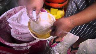 Preparing Plaster of Paris - Clay Craft Malaysia