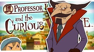 【 Professor Layton and the Curious Village 】ENDING!